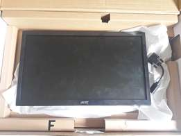 Acer 19.5 LCD monitor