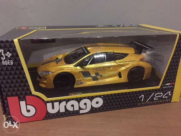 diecast car 1/24 scale