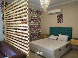 Studio For Rent At Casa Fully Furnished modern Big Space 50 M+Roof 90M