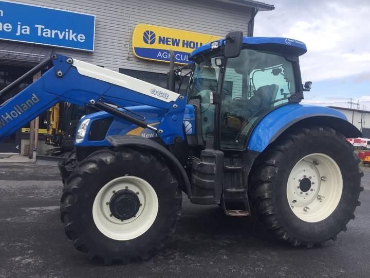 New Holland T 6080 Pc - 2009