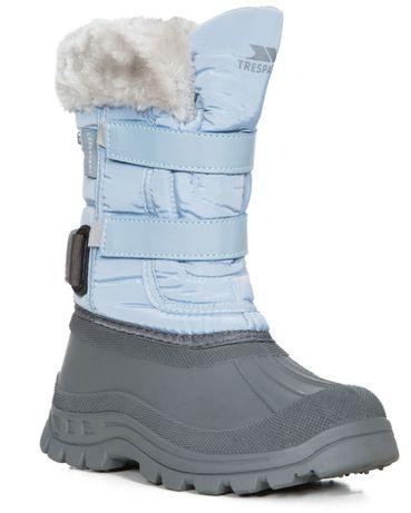 69af55a480060 Trespass śniegowce kozaki buty zimowe na śnieg wodoodporne ocieplane  Wrocław - image 1
