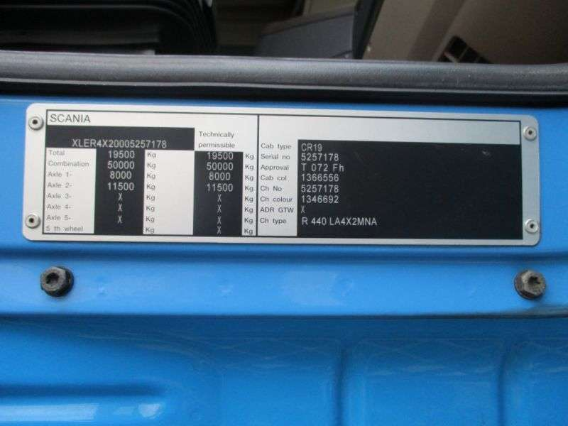 Scania R440 LA4X2MNA - 2011 - image 12
