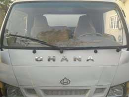 Chana Diesel 4 Ton Truck (Almost New)