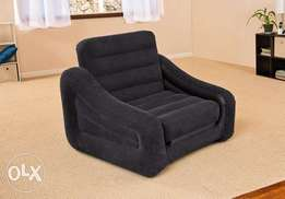 Intex single Pull-out Chair Inflatable Bed