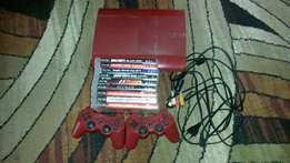 Playstation 3 +games and 2 remotes I need to sell it fast to help me