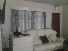 1 bedroom fully furnished apartment to let brookside 75k