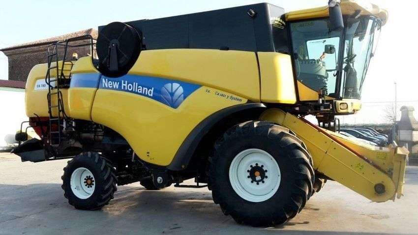 New Holland Cx 780 - 2004