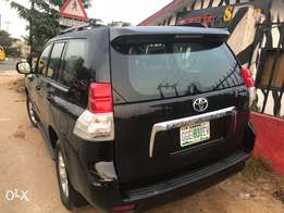very neat cheap Nigeria registered Toyota Prado TXL