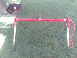Camping gasbraai stand For sale