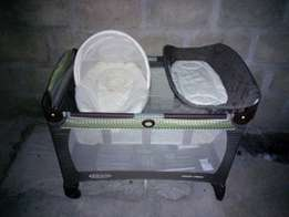 Groco pack n play cot from US very durable
