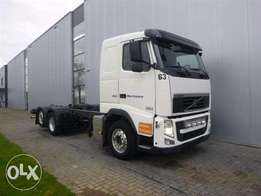Volvo Fh460 6x2 Chassis Euro 5 - To be Imported