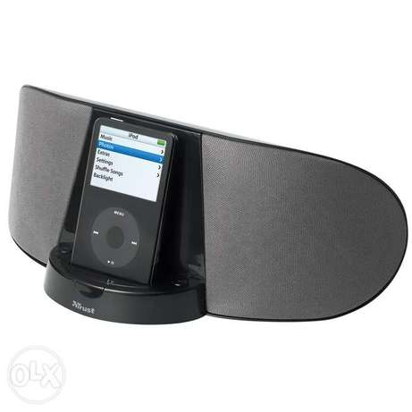 Trust SoundForce SP-2992Bi iPod Speaker System overview
