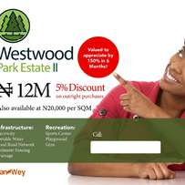 WESTWOOD PARK ESTATE by Landwey investment Ltd, Songotedo, Lekki.