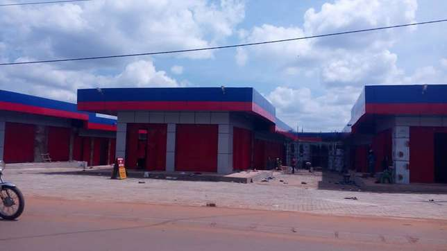 50 Money magnetic shops for sale in Najeera at 3.6bn Wakiso - image 1