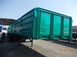 Neat superlink dropside trailer for sale