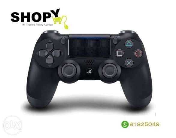 Sony Playstation 4 DualShock 4 Controller, Black
