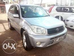 Toyota Rav4 on clearance