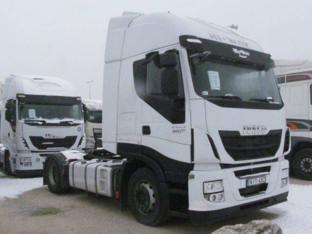 Iveco STRALIS AS440 T/P - 2015
