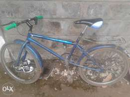 bicycle on sale on perfect condition.. all parts intact.