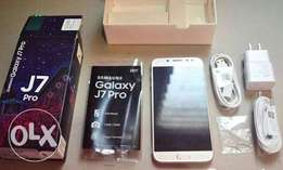 SAmsung galaxy J7pro..brand new sealed with waranty..limited offer