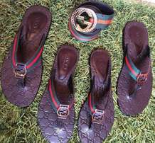 Gucci slippers for couples