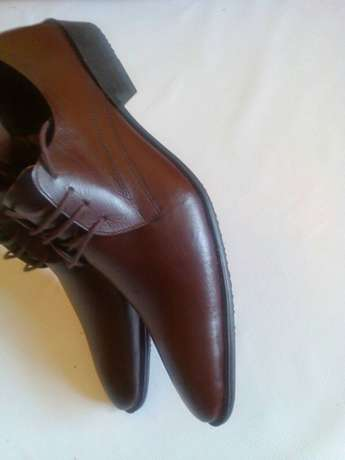 Official male shoes, leather. FREE DELIVERY. Nairobi CBD - image 1