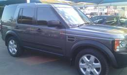 LandRover Discovery 3 V8 HSE