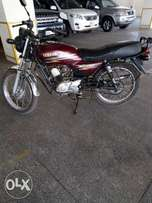 Sale of Yamaha crux