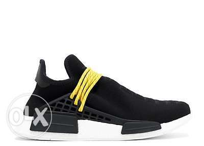 Adidas Human race sneakers Ikeja Government Reserved Area - image 5