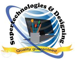 Looking for a designer? supertechnologies & designing is here
