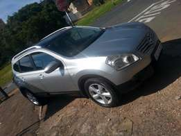 2009 Nissan Qashqai 2.0 for sale