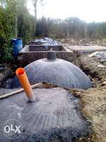 biogas fixed digesters