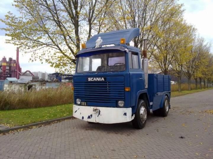 Scania 141 en 111 - 1980