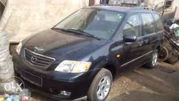 Tokunbo Mazda MPV With Alloy Wheels