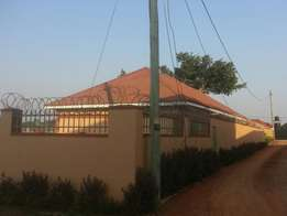 Self contained units in bweyogerere bbuto
