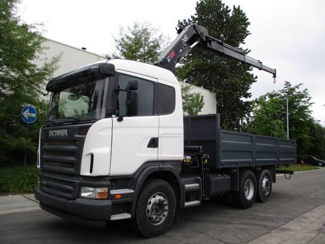 Scania G420 6X2 - 2019