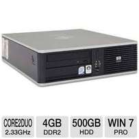 hp dc7900 and 8000 computers