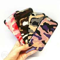 Camouflage phone case for iPhones and sansung