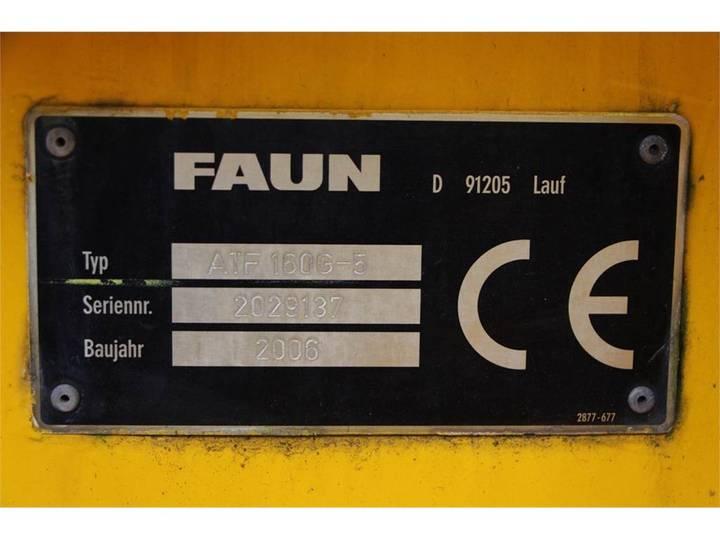 Faun ATF160G-5 - 2006 - image 19