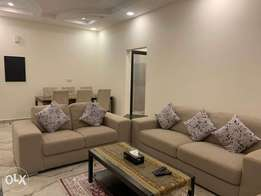Spacious & Fully furnished 3 BHK with balcony - Inclusive
