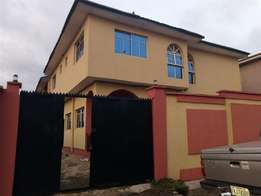 Newly Built 3 Bedroom Duplex Inside Bodija