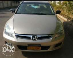 Foreign Used Honda 2006 Accord Dc For Sale