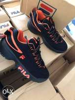 Fila shoes very accurate and neat