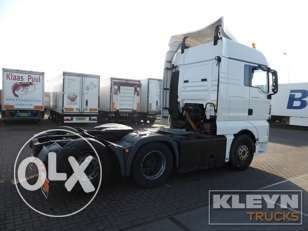 MAN 26.480 TGX - To be Imported Lekki - image 4