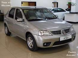 2011 Renault Logan 1.6 now available at Eco Auto Mbombela