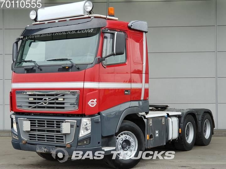 Volvo FH16 580 6X4 VEB+ Hydraulik Euro 5 - 2008