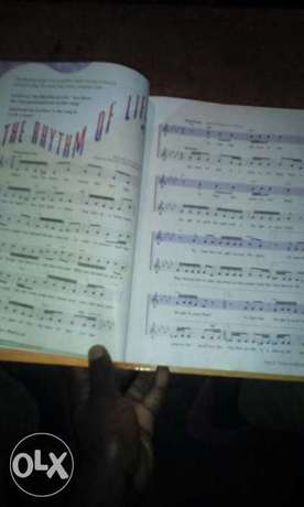 Music book for sell!!! Nairobi CBD - image 1