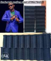 Docherich bond stone coated roofing sheet for sale now.,with 50yr