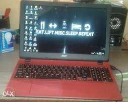 Acer core i3 laptop 1tb