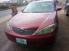 Clean register 03 Toyota Camry